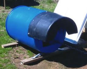 Why Blue Barrels